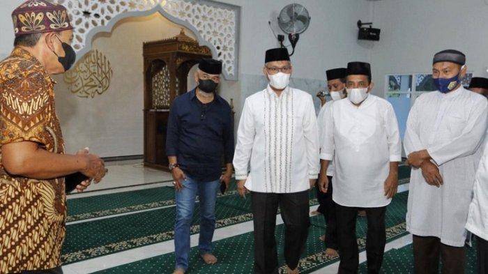 Masjid Al Hamid Diresmikan, Wali Kota Kendari Sebut: Bisa Fasilitasi Aktivitas Sosial Masyarakat