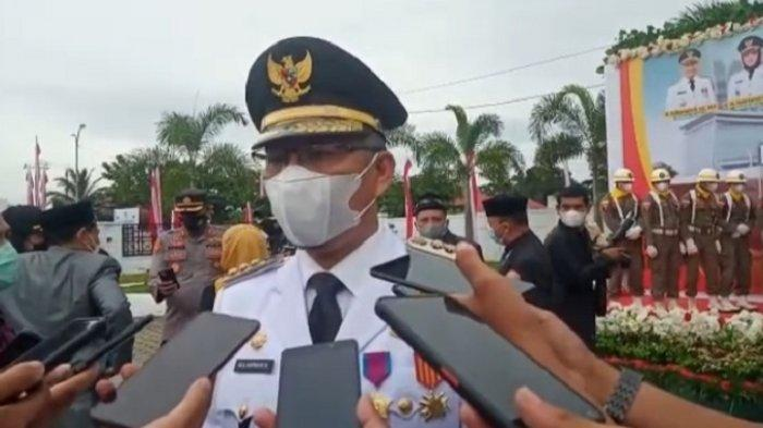 HUT ke-190 Kota Kendari, Sulkarnain Pastikan PDAM Terus Berbenah Untuk Pelayanan Air Bersih Warga