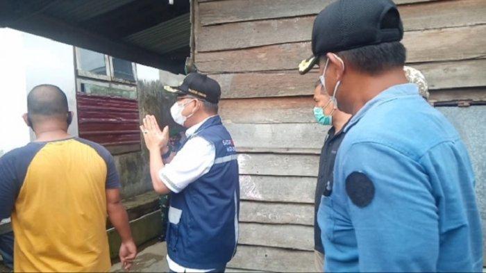 PPKM Mikro di Kendari: Wali Kota, Polres, dan Kodim Salurkan Bantuan Beras ke Warga