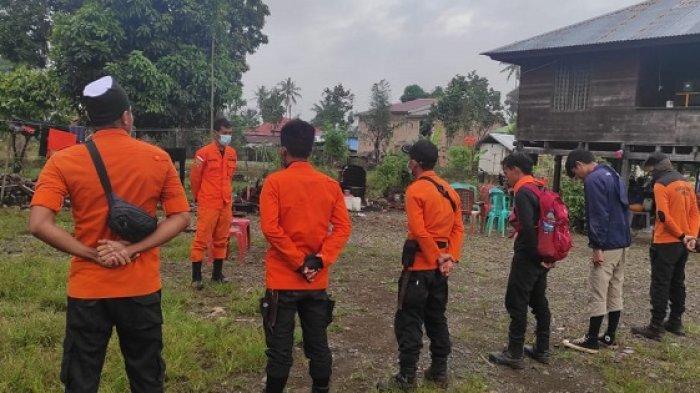 KKP Kendari Lanjutkan Pencarian Warga Luwu Timur yang Hilang di Kebun Nilam, 3 Hari Belum Ditemukan