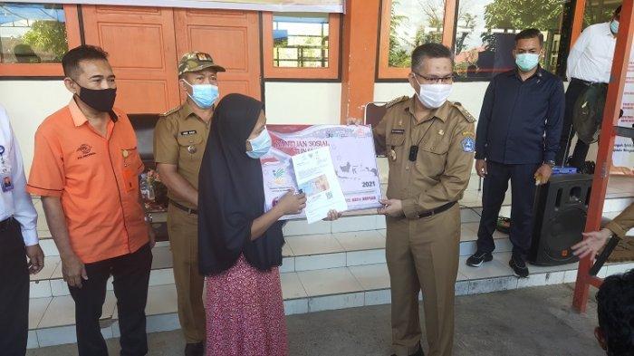 Bantuan Sosial Tunai Senilai Rp600 Ribu dari Kemensos Bakal Diterima 13.932 Warga Kendari