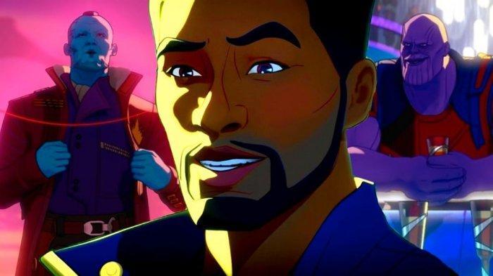 Sinopsis What If Episode 2, Star Lord T'Challa Jadi Ravagers Bersama Yondu, Nebula, dan Thanos