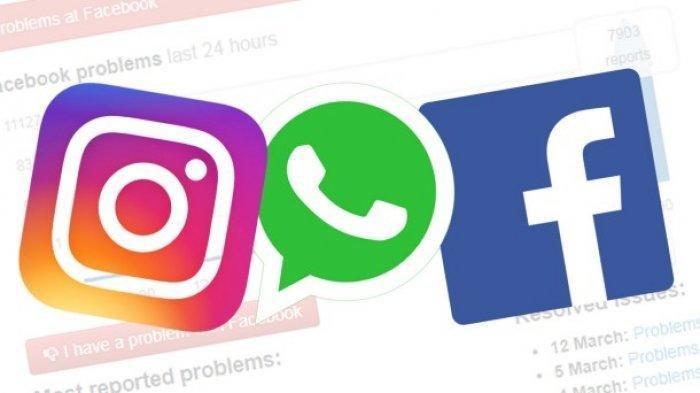 Sampai Kapan WhatsApp, Instagram, Facebook Down atau Error? Simak Penjelasan Resmi Pihak WA, IG, FB