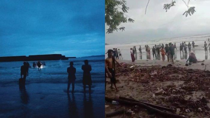 10 Fakta Mahasiswa UHO Kendari Tenggelam di Pantai Batu Gong Konawe