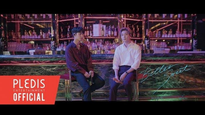 Lirik Lagu Bittersweet - Wonwoo & Mingyu Seventeen feat. Lee Hi, Lengkap dengan Terjemahan Indonesia