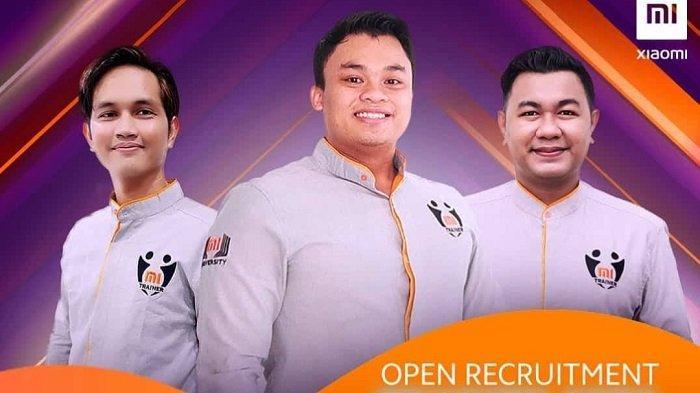 Lowongan Kerja Kendari, Xiaomi Buka Rekrutmen Trainer, Berikut Kualifikasi yang Dibutuhkan