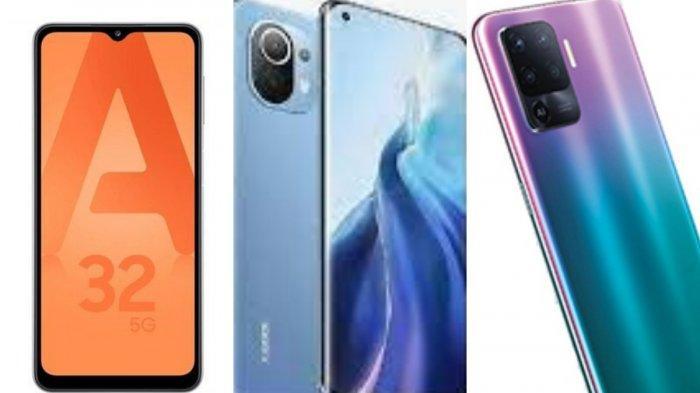 Harga dan Spesifikasi Xiaomi Mi 11 Diluncurkan Hari Ini, HP Anyar Samsung Galaxy A32, Oppo Reno5 F