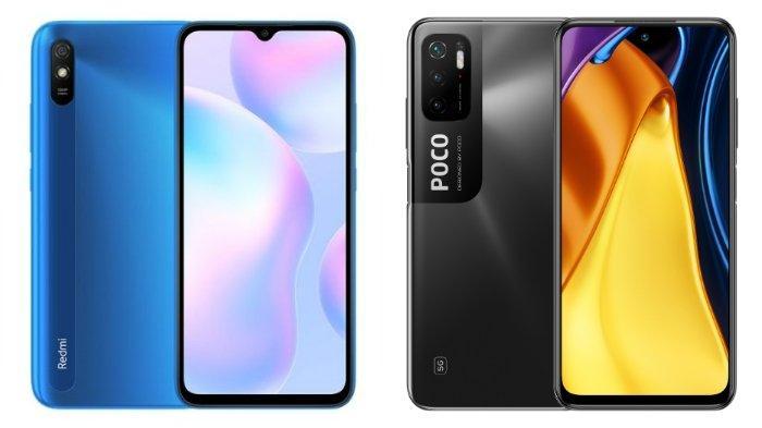 Deretan Harga HP Xiaomi Naik pada Oktober 2021, dari Redmi 9A, 9C, Note 10 5G, hingga Poco M3 Pro 5G