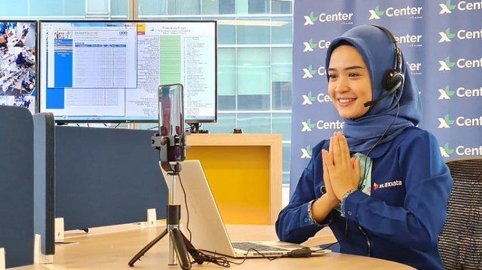XL Center Sediakan Layanan Online XL dan AXIS, Dukung Penerapan PPKM Darurat