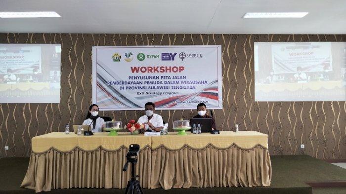 YES Sultra Dorong Pengusaha Muda Kreatif dan Inovatif, Guna Berkontribusi Tingkatkan Ekonomi Daerah