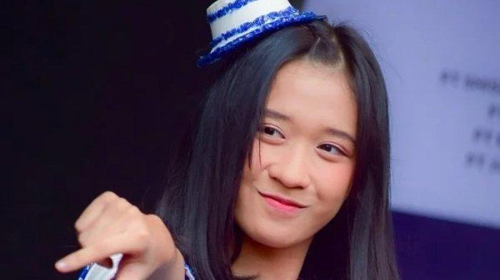 Zahra Nur atau Ara mantan member JKT48