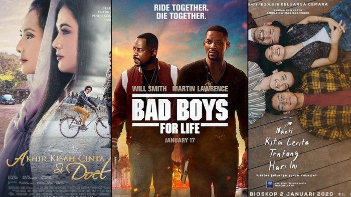 10 Film Terbaru 2020 Film Indonesia Hollywood Tayang Di Bioskop Catat Jadwal Rilisnya Tribun Sumsel