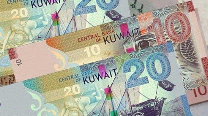 10 Mata Uang Asing Paling Mahal jika Ditukar ke Rupiah, Dinar Kuwait Kalahkan Dollar & Poundsterling