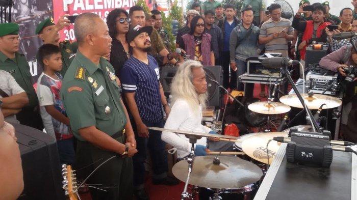 Kunto Pecahkan Rekor Dunia Gebuk Drum Terlama