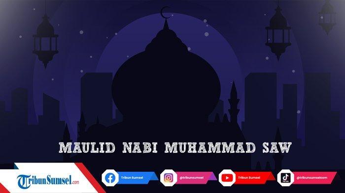 15 Pantun Lucu Menyambut Maulid Nabi Muhammad SAW Untuk Caption Media Sosial