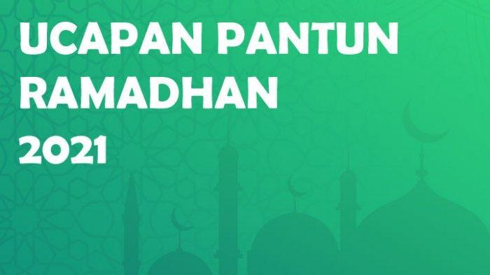 15 Pantun Mohon Maaf Menjelang Ramadhan 2021, Cocok Dibagikan WA, IG, TikTok dan Facebook