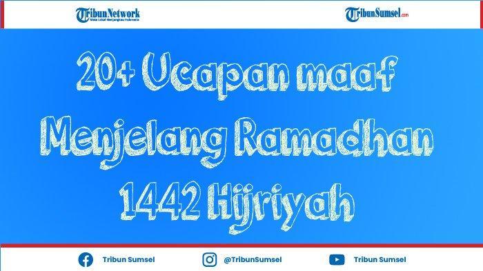 Kumpulan Ucapan Sambut Ramadhan Pengganti Ketika Tangan tak Mampu Berjabat Cocok Dibagikan untuk WA