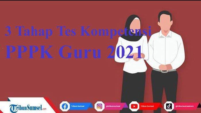 Tes Kompetensi PPPK 2021 Terbagi 3 Tahap, Ini Penjelasan untuk Siapa Saja Tes Tahap 1, 2, dan 3