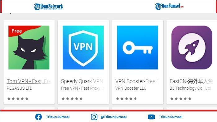 4 Aplikasi VPN Terbaik di 2021 Untuk Smartphone Android, Mudah dan Banyak Digunakan