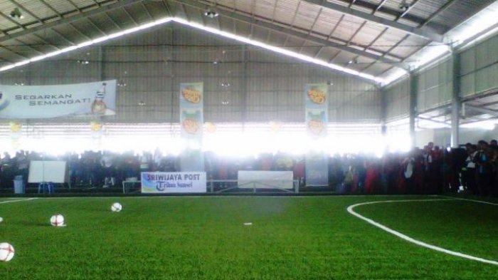 5 Lapangan Futsal Yang Bisa Disewa di Kota Palembang, Lengkap dengan Alamat dan Nomor Teleponnya