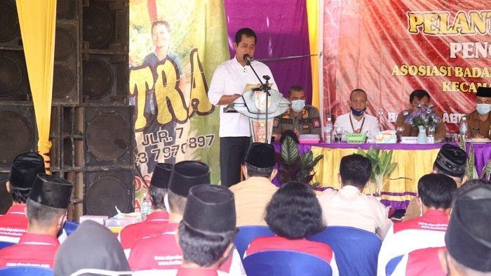 PAC ABPEDNAS Pulau Rimau Masa Bakti 2021-2026 Dikukuhkan