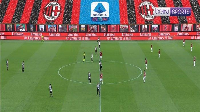 Jadwal Siaran Langsung AC Milan vs Juventus di RCTI, Streaming Manchester United vs Man City di Mola