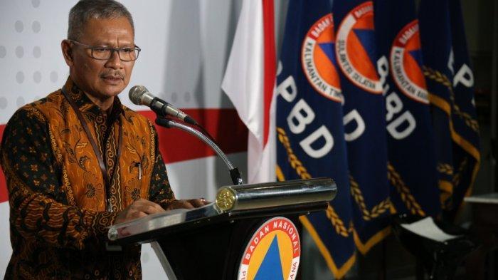 Update Corona di Indonesia Rabu (1/4/2020): 149 Kasus Baru, Total 1677 Pasien Positif COVID-19