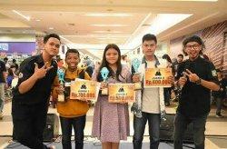 Komika MAN 1 Palembang Raih Juara 1 Stand Up Comedy