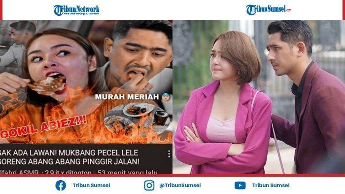 Adegan Al-Andin Makan di Pinggir Jalan, Arya Saloka-Amanda Manopo Bikin Ikatan Cinta Trending Lagi