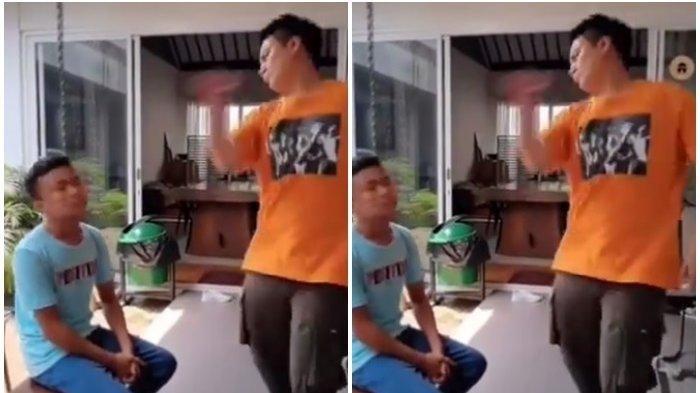 Video TikTok Baim Wong Jadi Sorotan, Ada Aksi Suami Paula Verhoeven Tampar Karyawan