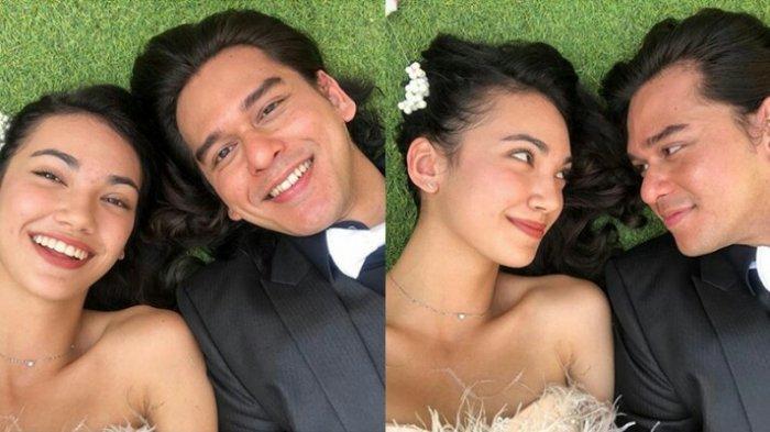 Adegan Bucin (Rangga Azof) dan Kusut (Haico VDV) Menikah di Samudra Cinta  Instagram