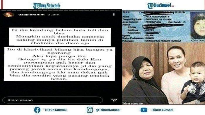Adik Tiri Tuding Ini Alasan Fitri Salhuteru Jaga Jarak & Tak Akui Rita Hendrawaty Ibu Kandung