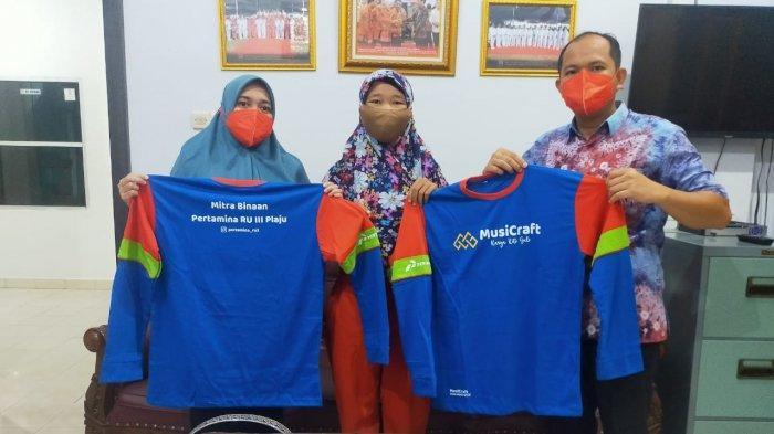 Tujuh Kelurahan di Kecamatan Plaju Rasakan Manfaat CSR Pertamina Pengolahan Wilayah Plaju