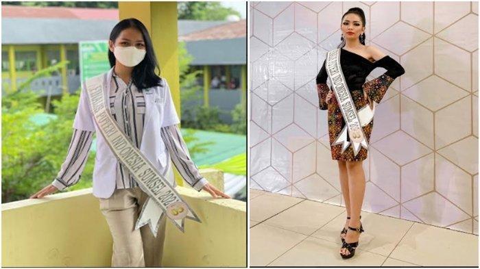 Mengenal Finalis Putri Indonesia Sumsel, Salsha, Dokter Muda Peduli Terhadap Sesama