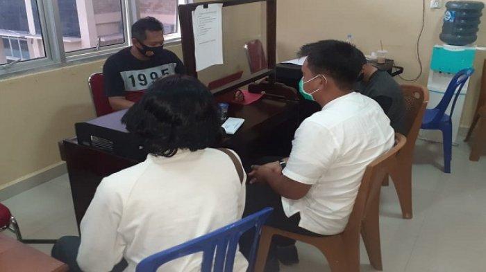 Dikeroyok dan Dituding Sebagai Pelaku Money Politik di Pilkada PALI Kemarin, Agam Lapor Polisi