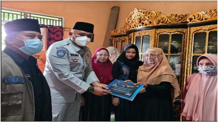 Korban Jatuh Pesawat Sriwijaya Air SJ 182 Terindentififikasi, Jasa Raharja Segera Serahkan Santunan