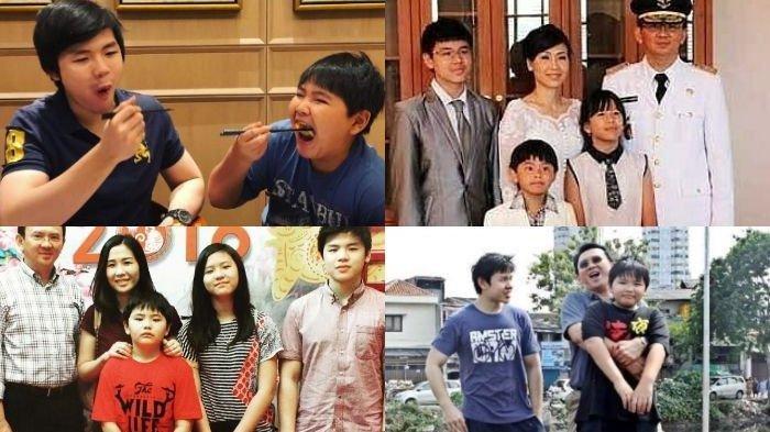 Dulu Imut dan Chubby, Penampilan Terbaru Putra Bungsu Ahok dan Veronica Tan Bikin Pangling