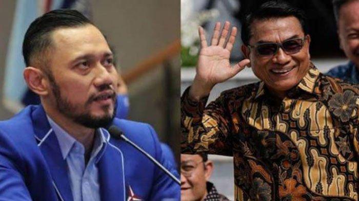 Ketua Umum Partai Demokrat Agus Harimurti Yudhoyono (AHY) mengkritik keras tindakan Moeldoko yang ingin mengambilalih kepemimpinan Partai Demokrat.