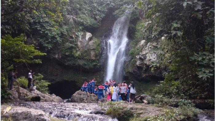 Belum Banyak Diketahui, Wisata Air Terjun Curug Tinggi Musirawas Masih Alami, Sejuk dan Air Jernih