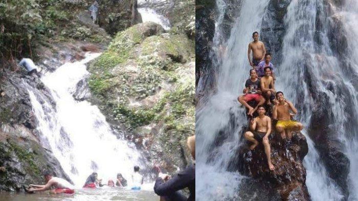 Tempat (Objek) Wisata di Muratara, Melihat Air Terjun Sosokan yang Indah di Kecamatan Ulu Rawas