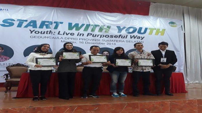 AISEC Unsri Berikan Inspirasi Untuk Pemuda Temukan Tujan Hidup
