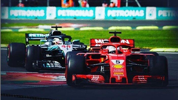 Resmi! Ajang Formula 1 Batalkan GP Seri China Karena Kasus Virus Corona, Tak Ada Ganti