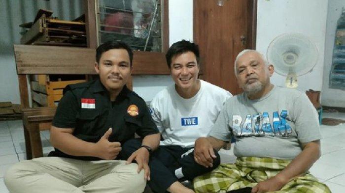 Akhirnya Baim Wong Bertemu Kakek Suhud Lagi, Foto BerduaTersenyum : Tak Ada Amarah Dan Dendam