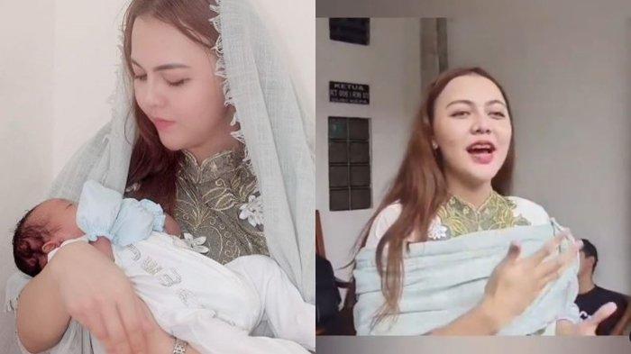 Ratu Rizky Nabila Kecewa Alfath Fathir Tak Hadiri Akikah Anak, Minta Pertanggungjawaban Biaya Anak