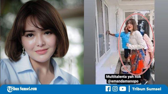 Amanda Manopo Ikut Puasa? Aksi Tak Terduganya di Lokasi Ikatan Cinta Terekam Kamera