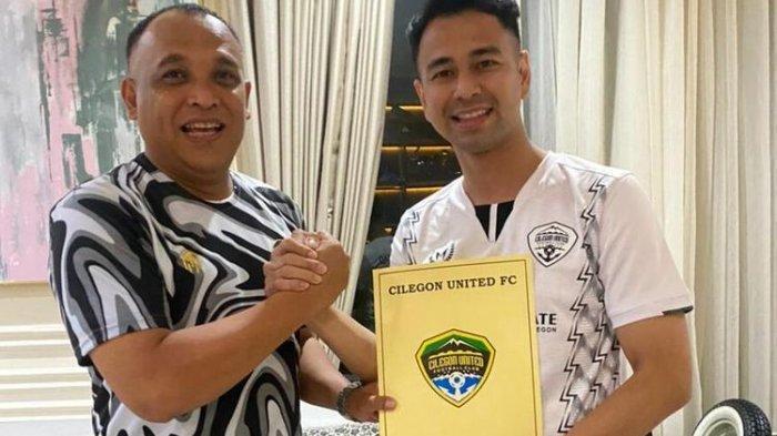 Miliki Rans Cilegon FC, Raffi Ahmad Disebut Bakal Danai & Pinjamkan 9 Pemain Liga 1 Untuk Persikota