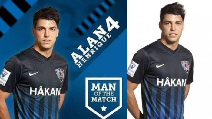 Bakal Jadi Pemain Sriwijaya FC, Ini Kisaran Harga Mantan Skuad Timnas Brasil U-20 Alan Henrique
