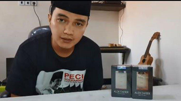 Biodata dan Profil Aldi Taher, Mengaku Presiden Poligami Muda Indonesia, Siap Menikahi Nissa Sabyan