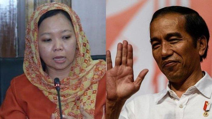 Pertanyaan Penting Putri Pertama Gusdur Alissa Wahid untuk Jokowi : Mengapa Pa Pa Pa Pa