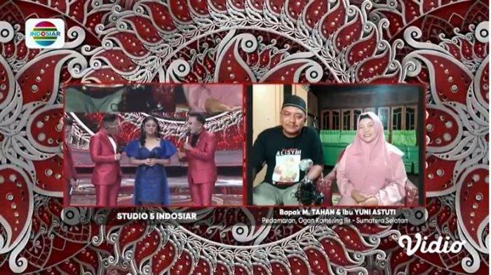 Kisah Pilu Alisyah LIDA 2021 Indosiar Asal Sumsel Mengetuk Hati Ruben Onsu, Langsung Beri Rp1 Juta